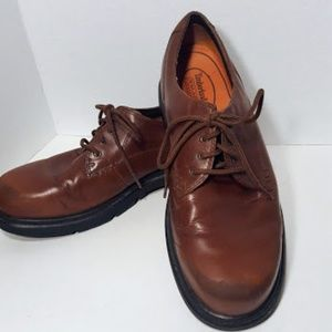 Timberland Montgomery Oxfords Brown Leather sz 11